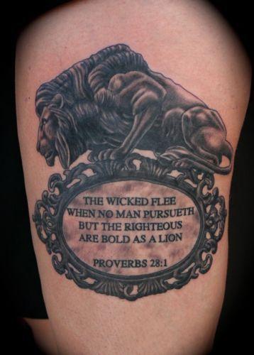 Religious Tattoos 136