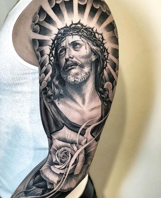 Religious Tattoos 14