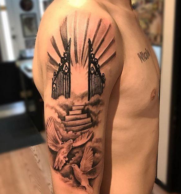 Religious Tattoos 142