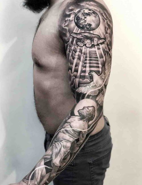 Religious Tattoos 144