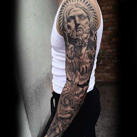 Religious Tattoos 147