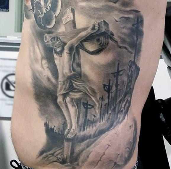 Religious Tattoos 17