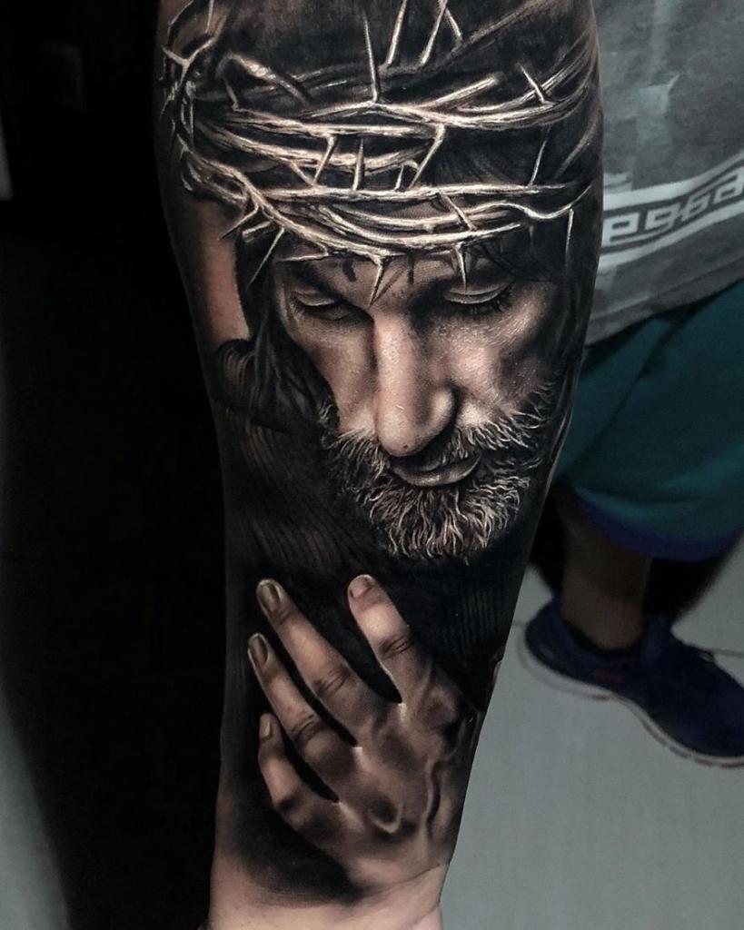 Religious Tattoos 2