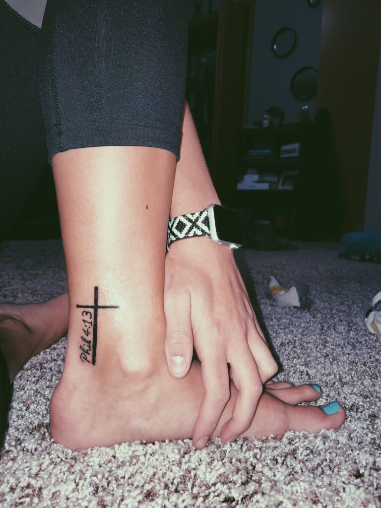 Religious Tattoos 24