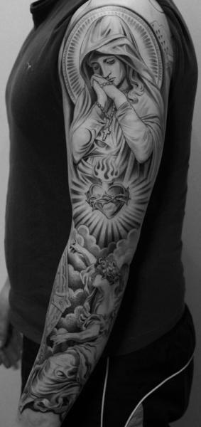 Religious Tattoos 26