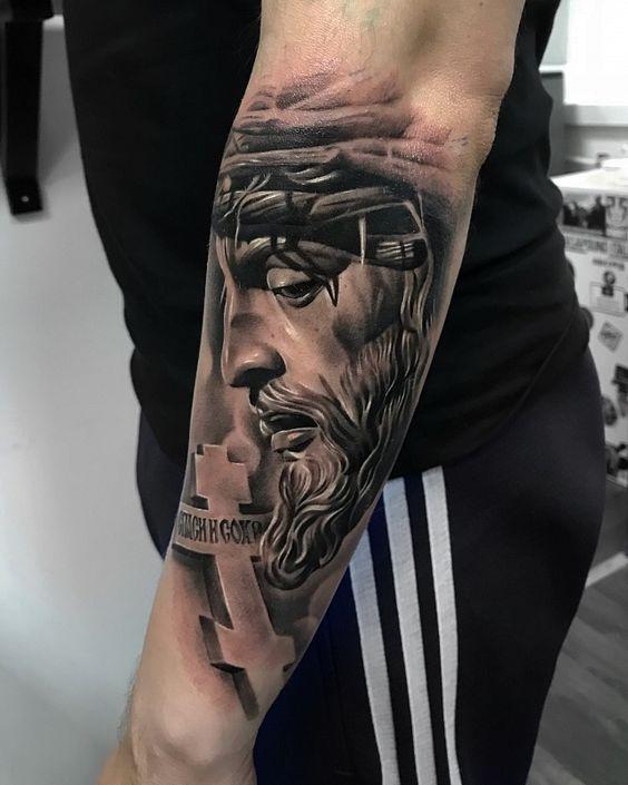 Religious Tattoos 28