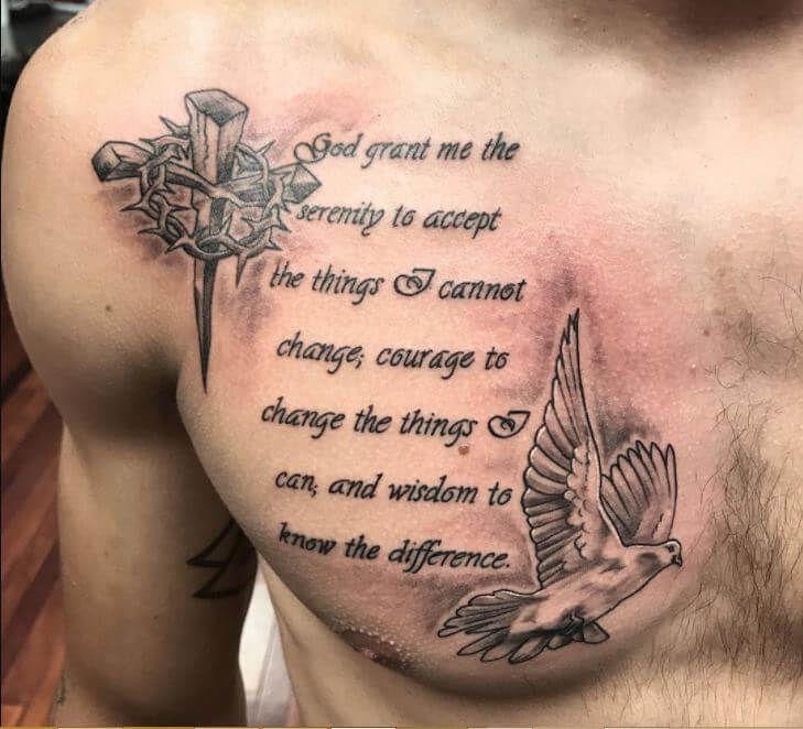 Religious Tattoos 29