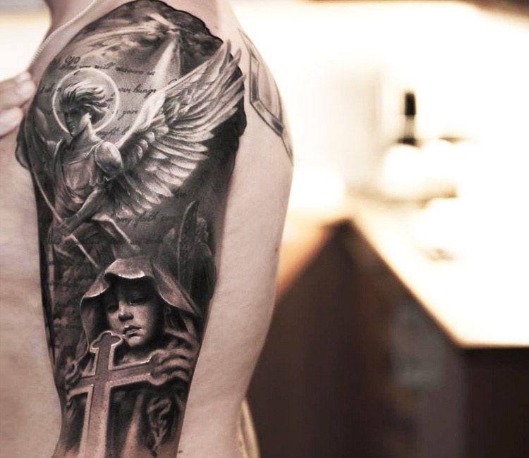 Religious Tattoos 30