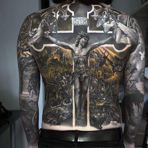 Religious Tattoos 32