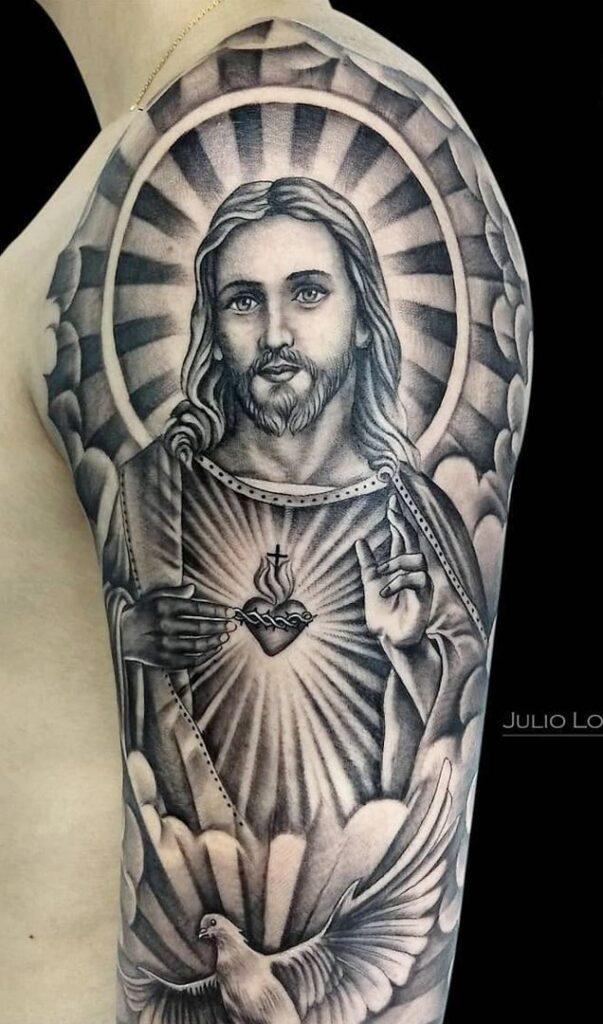 Religious Tattoos 33