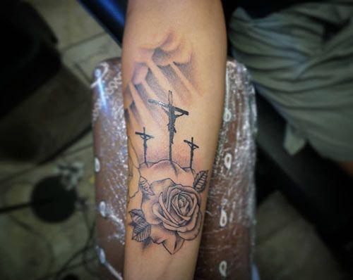 Religious Tattoos 34