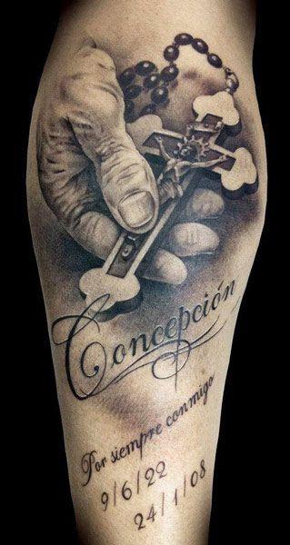 Religious Tattoos 35