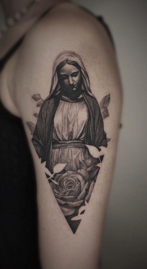 Religious Tattoos 40