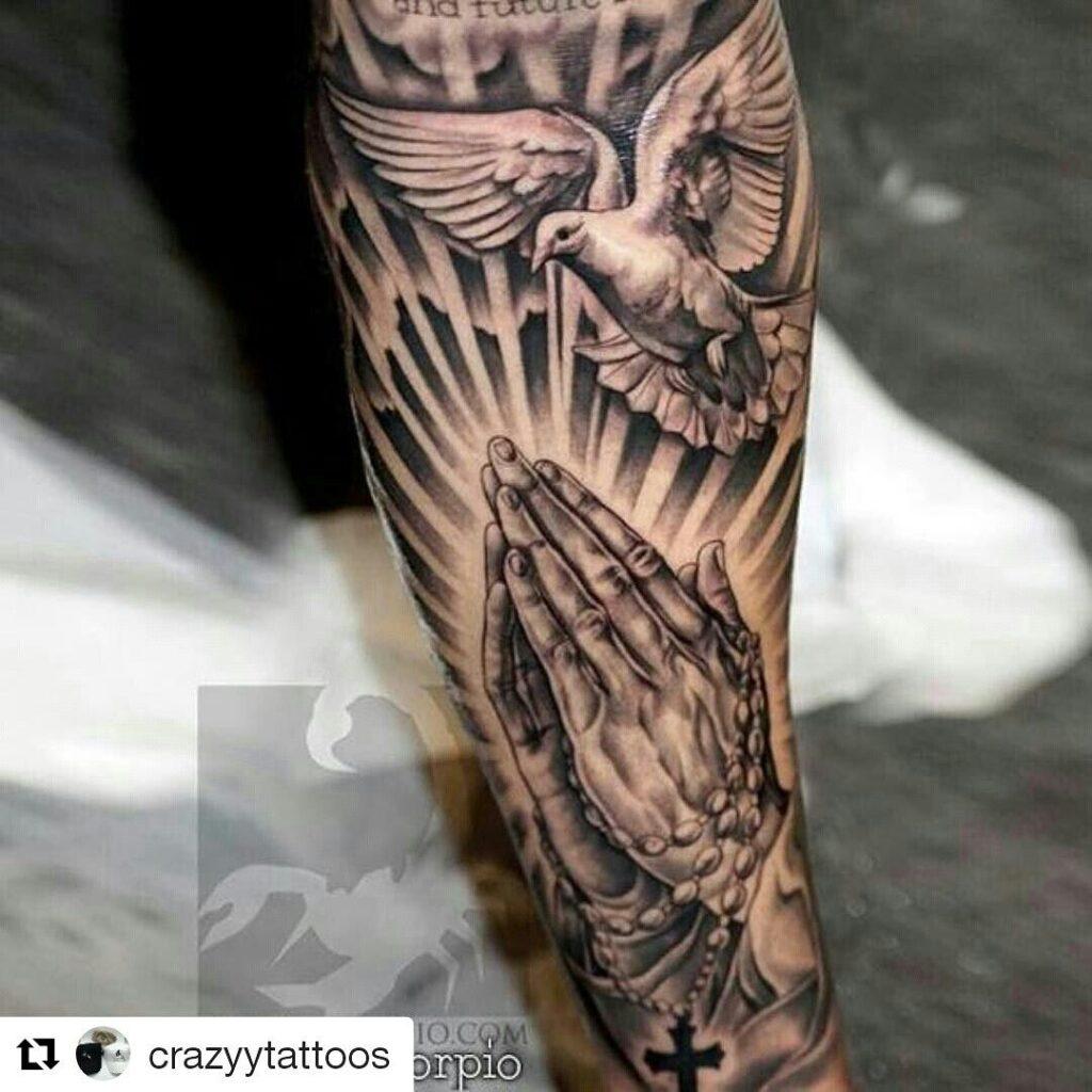 Religious Tattoos 41