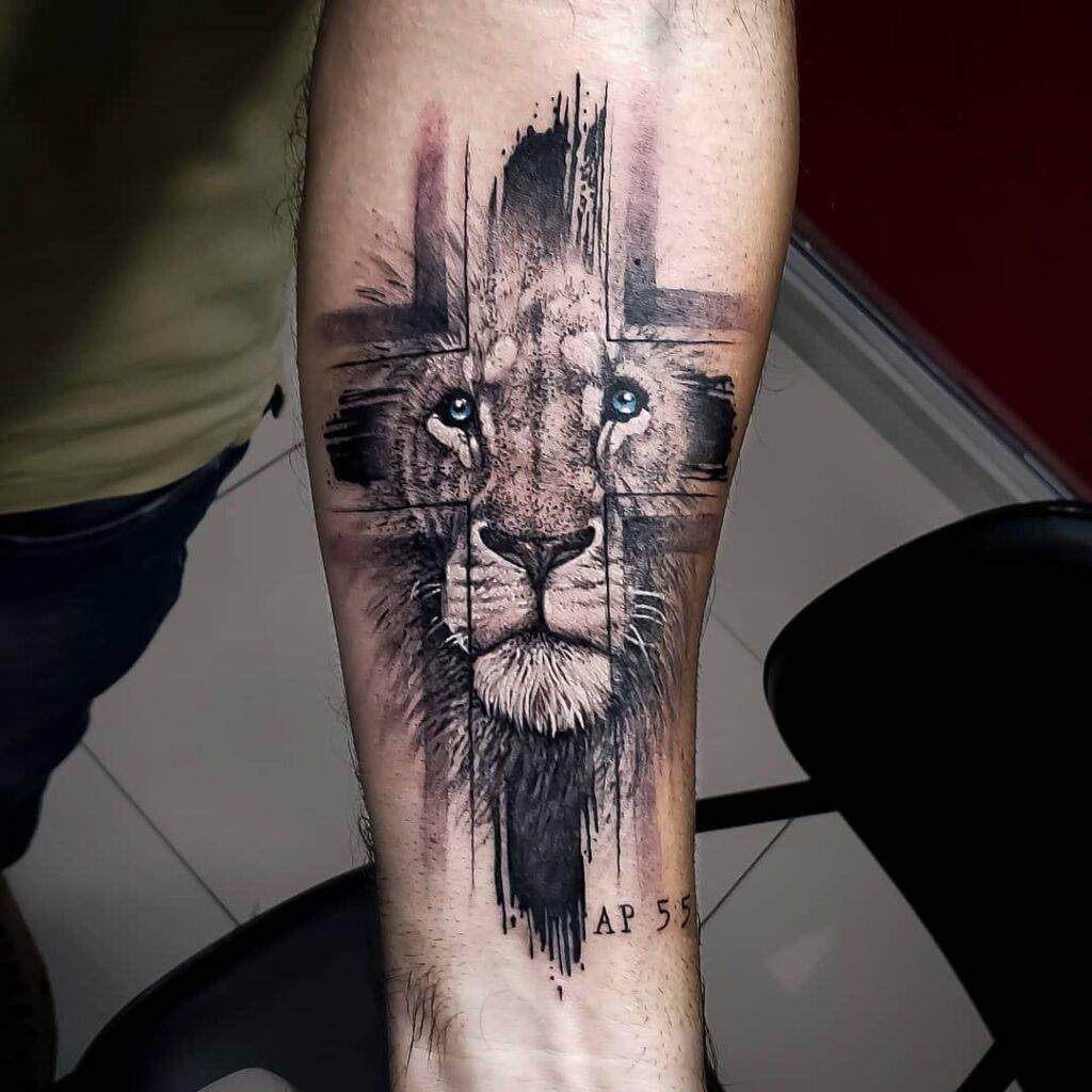Religious Tattoos 44