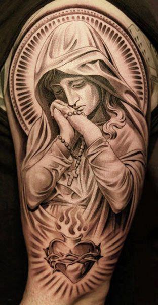 Religious Tattoos 48