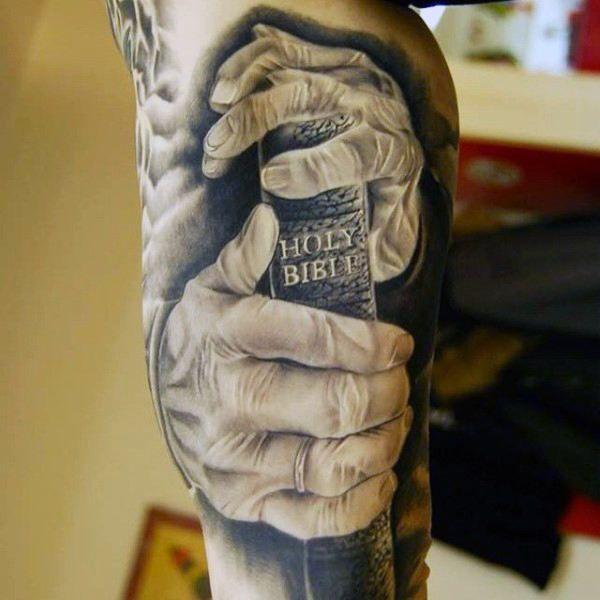 Religious Tattoos 53