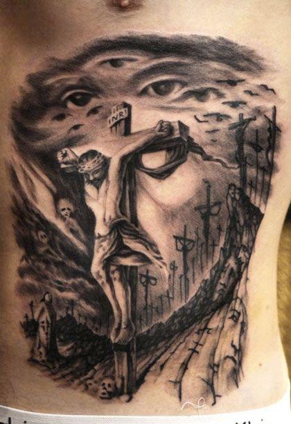 Religious Tattoos 54