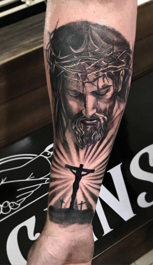 Religious Tattoos 56