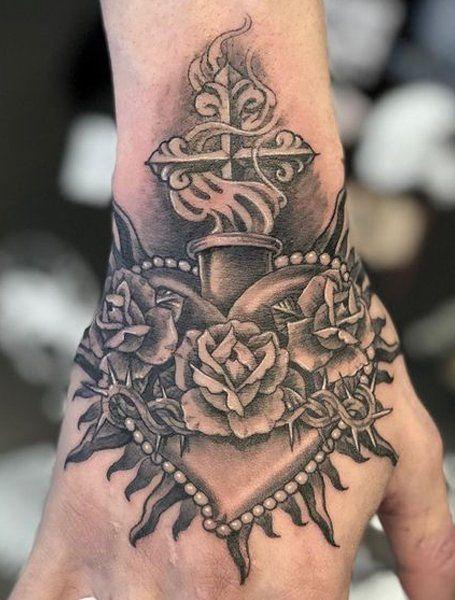 Religious Tattoos 58