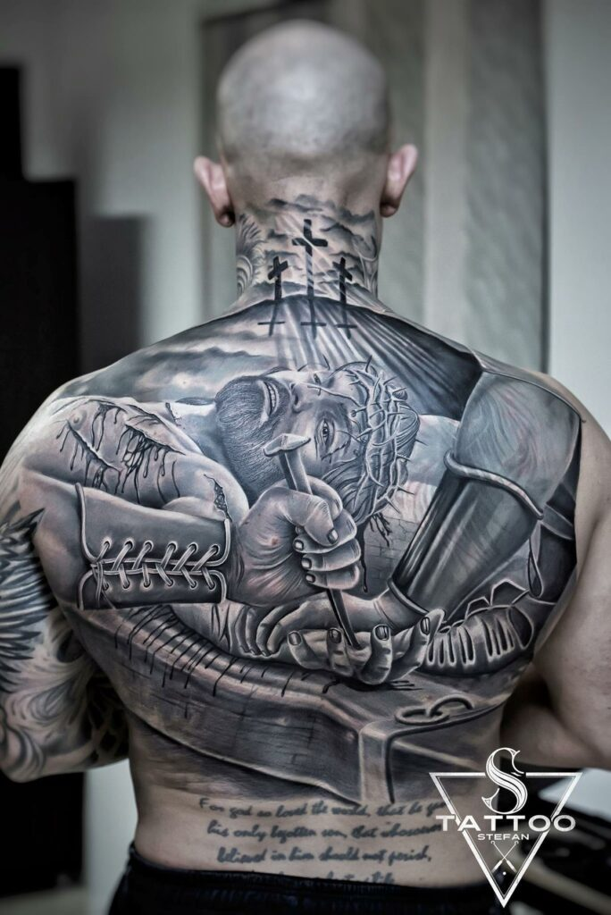 Religious Tattoos 84