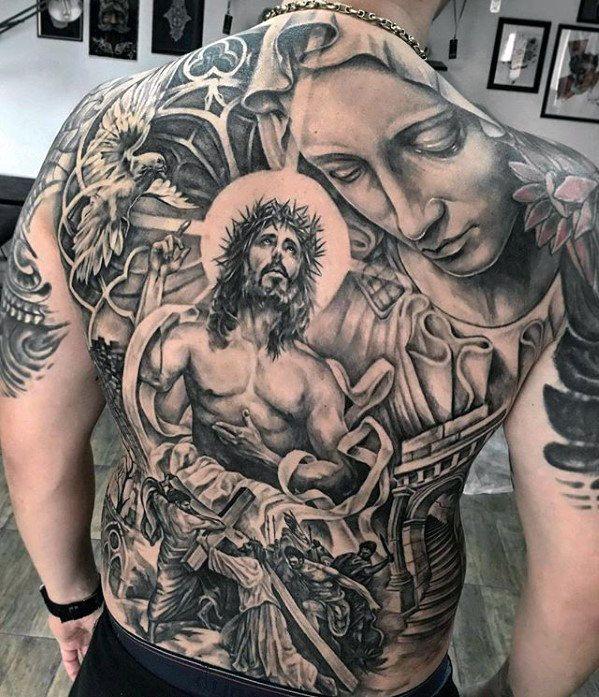 Religious Tattoos 92