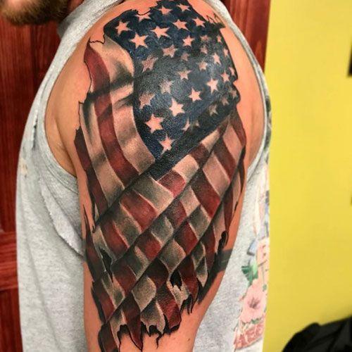 Tattoos Patriotic 101