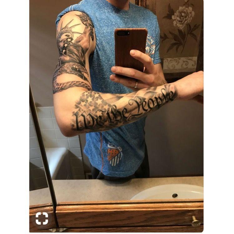 Tattoos Patriotic 103