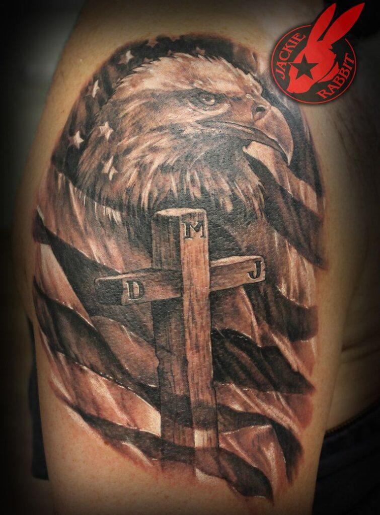 Tattoos Patriotic 106