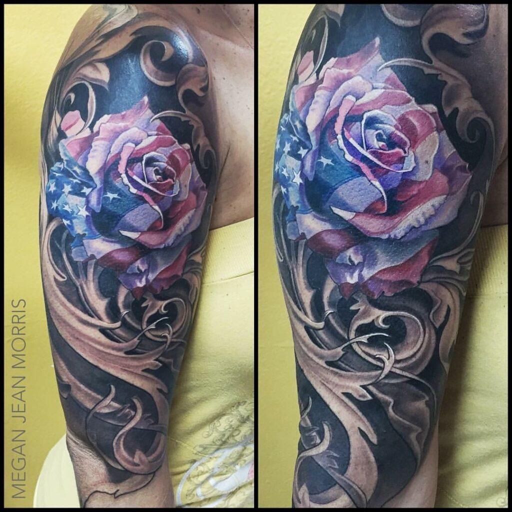 Tattoos Patriotic 108