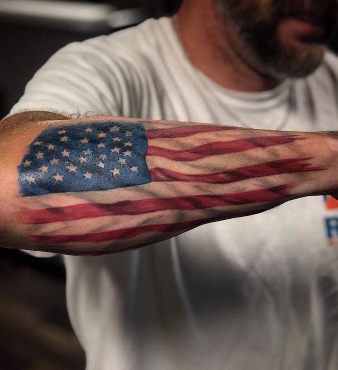 Tattoos Patriotic 110