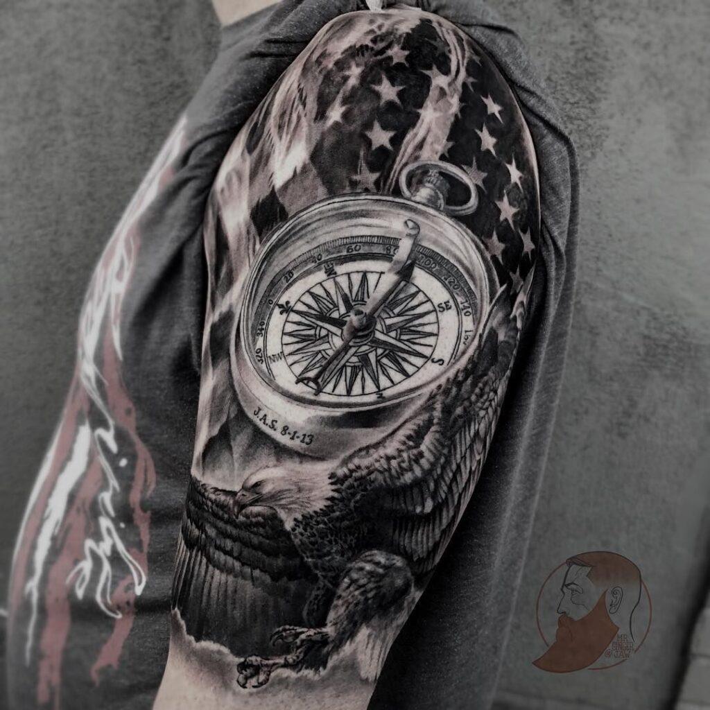 Tattoos Patriotic 111