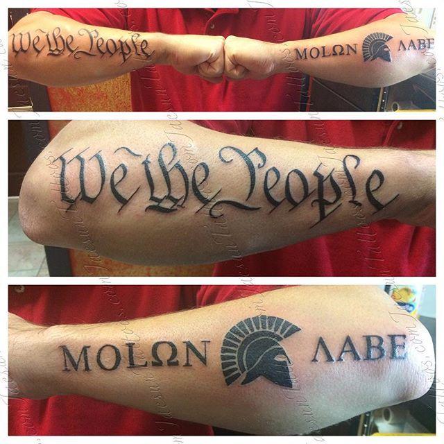 Tattoos Patriotic 118