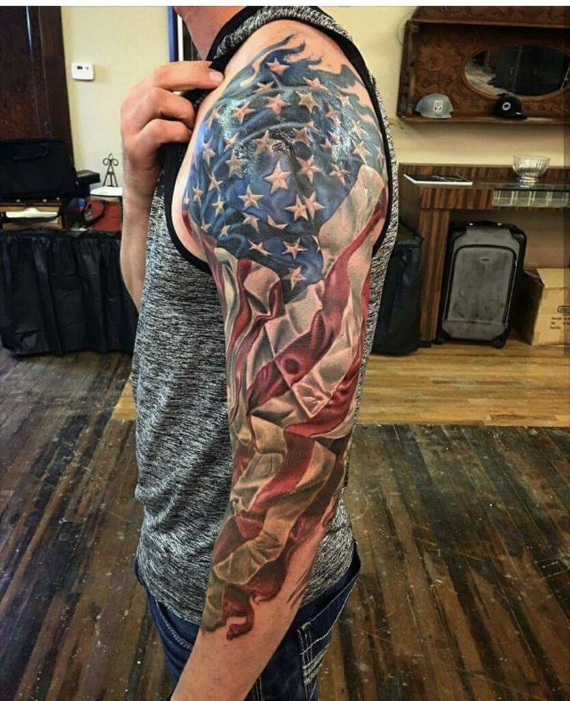 Tattoos Patriotic 122