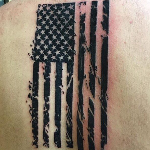 Tattoos Patriotic 124