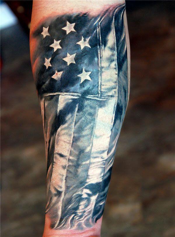 Tattoos Patriotic 131