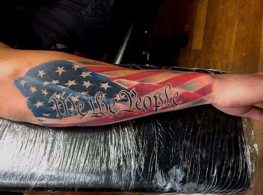 Tattoos Patriotic 134