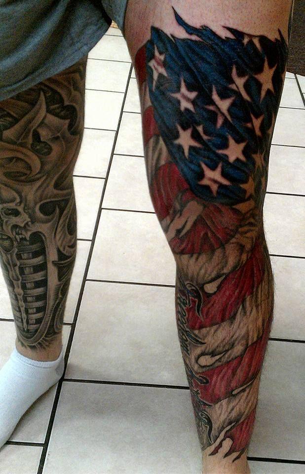 Tattoos Patriotic 137