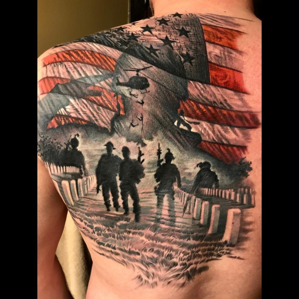 Tattoos Patriotic 139
