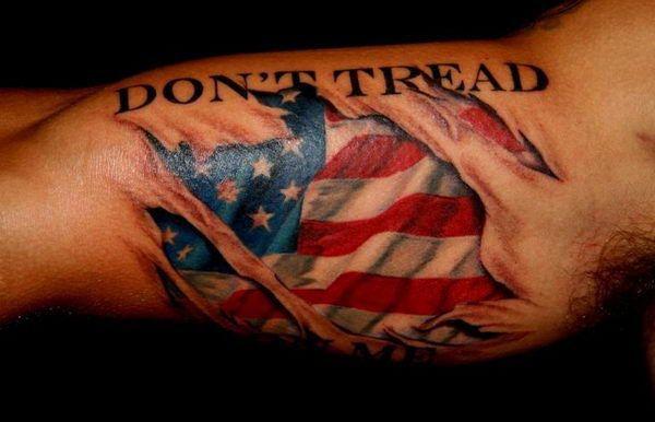 Tattoos Patriotic 140