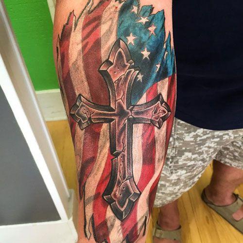 Tattoos Patriotic 144