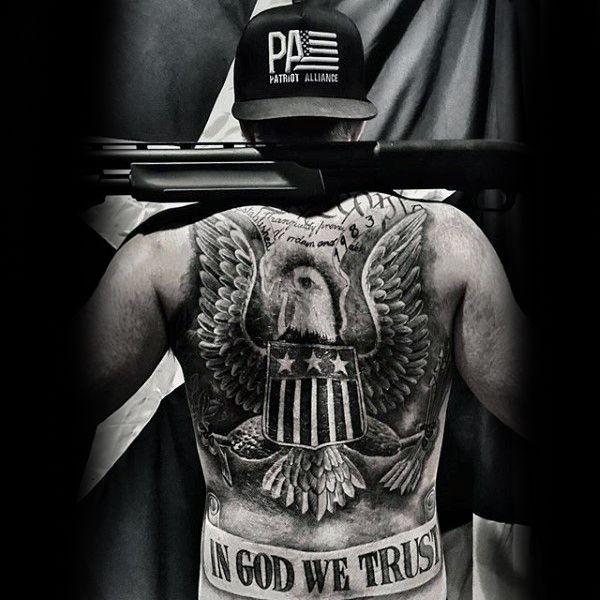 Tattoos Patriotic 2