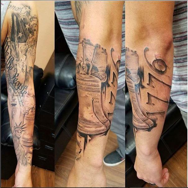 Tattoos Patriotic 27