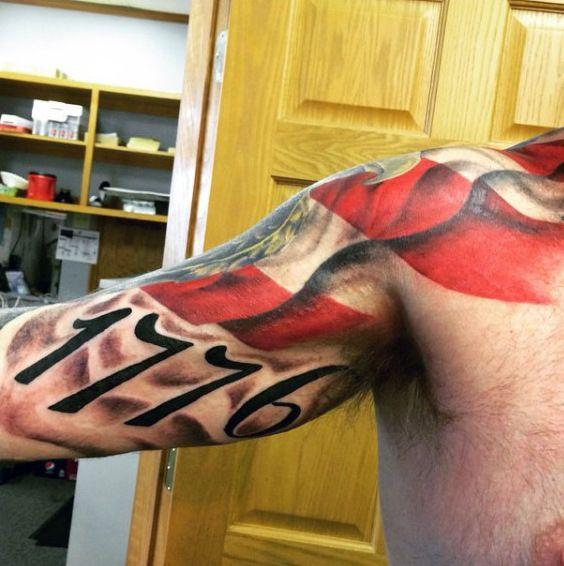 Tattoos Patriotic 30
