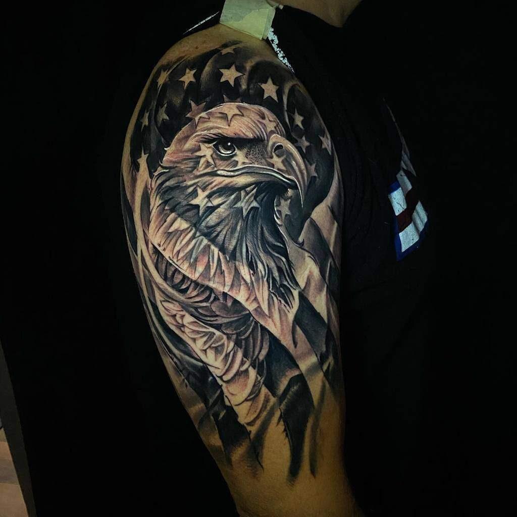 Tattoos Patriotic 33