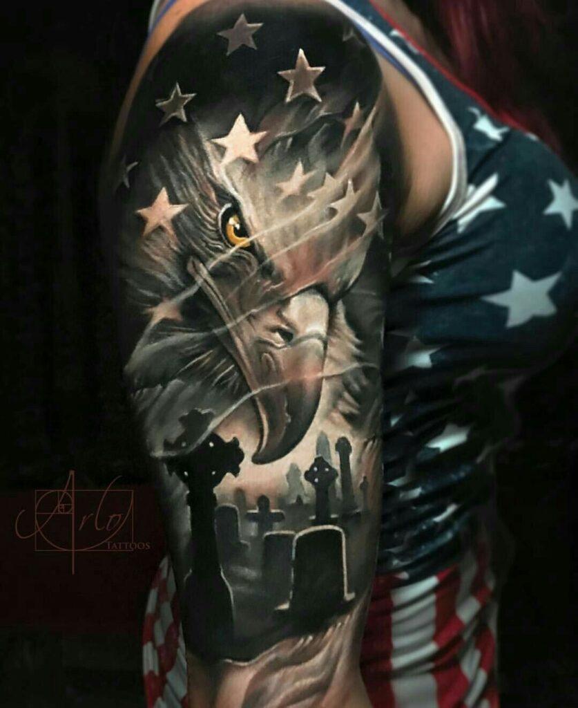 Tattoos Patriotic 36