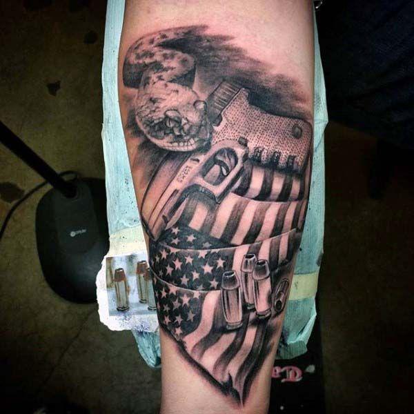 Tattoos Patriotic 38