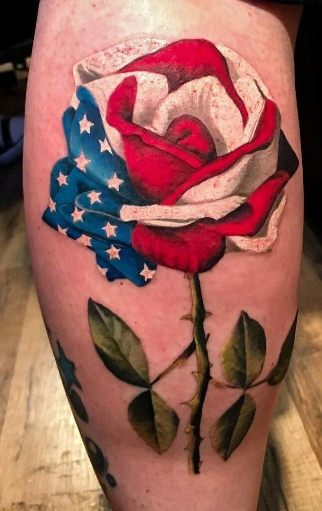 Tattoos Patriotic 40