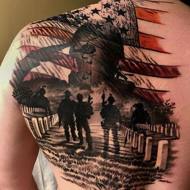 Tattoos Patriotic 42