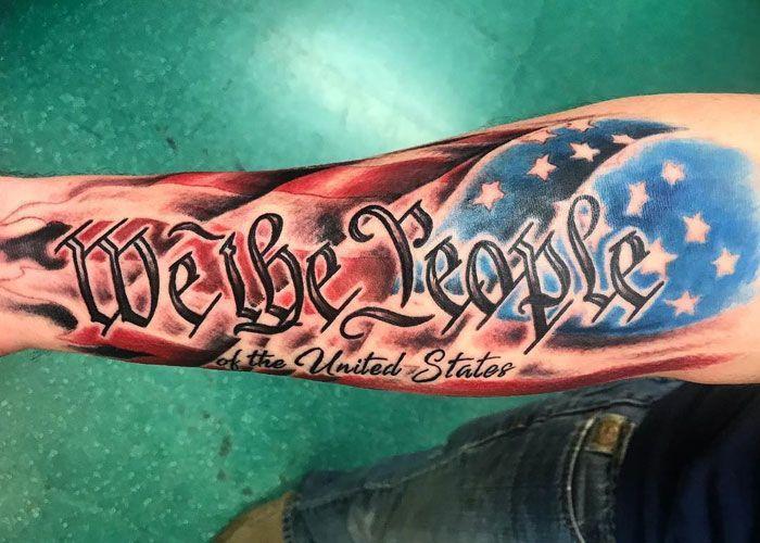 Tattoos Patriotic 43